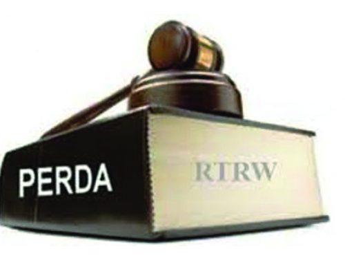 Perubahan Perda RTRW